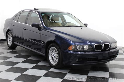 2002 Bmw 5 Series by 2002 Used Bmw 5 Series 525ia At Eimports4less Serving