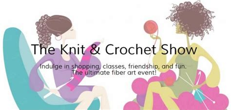 knit and crochet show knit and crochet show here i come how about you moogly
