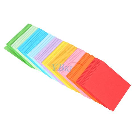origami paper ebay new 1pack square folding wish sheets colorful sided