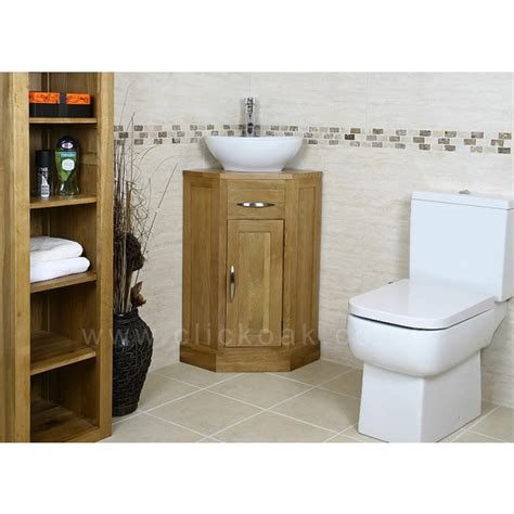 compact bathroom vanity small compact oak bathroom vanity unit click oak small