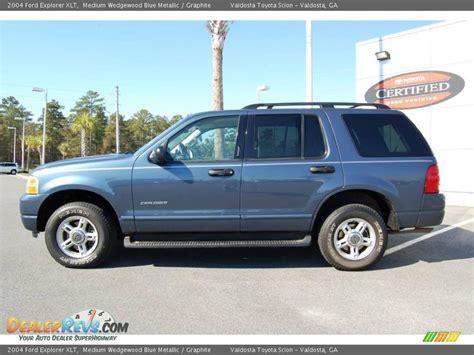 2004 Ford Explorer by 2004 Ford Explorer Xlt Medium Wedgewood Blue Metallic
