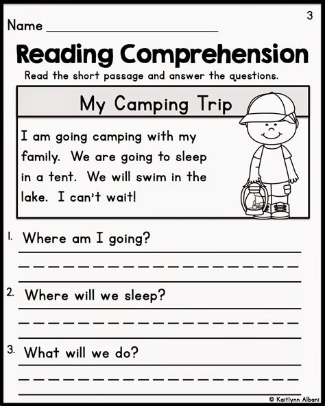 for printables free printable worksheets for kindergarten reading resume