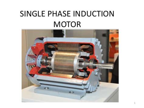 Single Phase Motor by Single Phasing In Induction Motor Impremedia Net