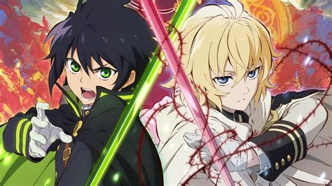 seraph of the end seraph of the end season 1 review daily anime
