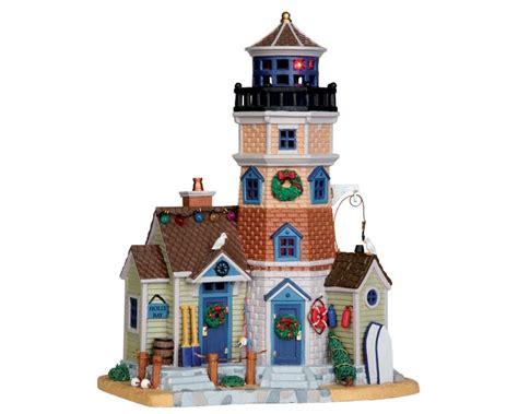 lemax uk lemax plymouth corners bay lighthouse lighted