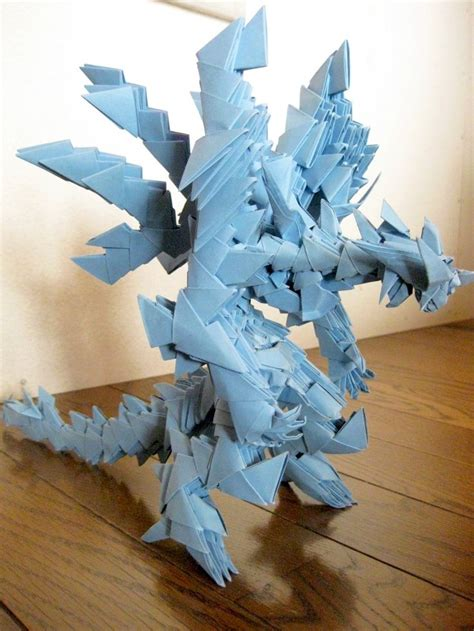3d origami projects 146 best origami dragons images on dragons
