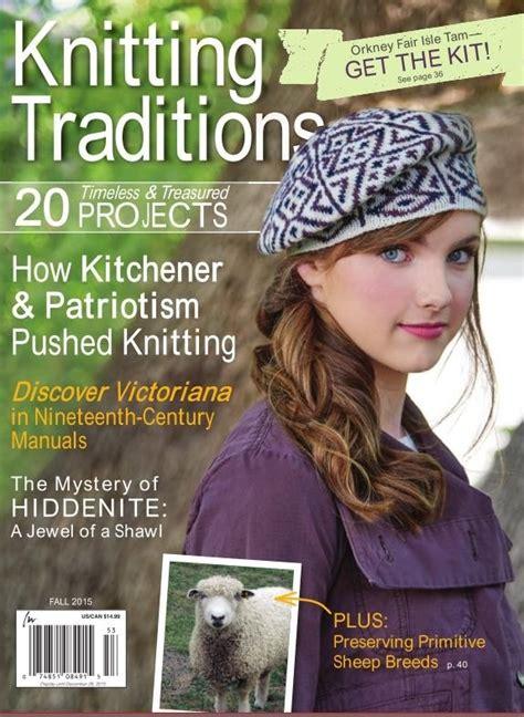 knitting traditions knitting traditions fall 2015 martinas bastel hobbykiste
