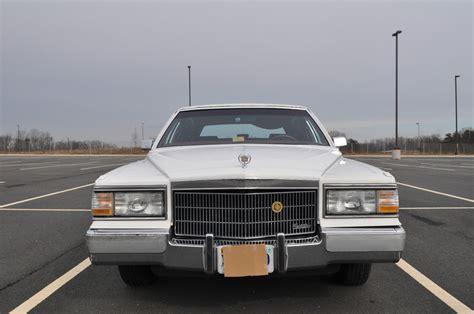 1990 Cadillac Sedan by 1990 Cadillac Brougham D Elegance Sedan 4 Door 5 0l For