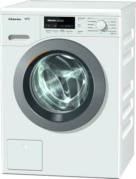 lave linge frontal miele wkb120
