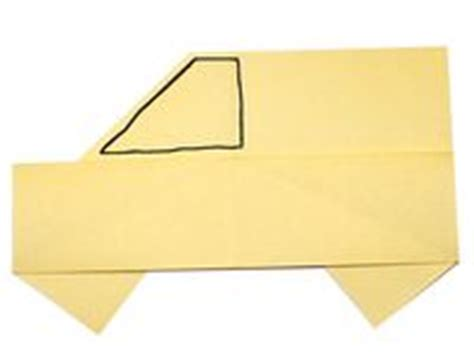 easy origami car easy origami and diagrams