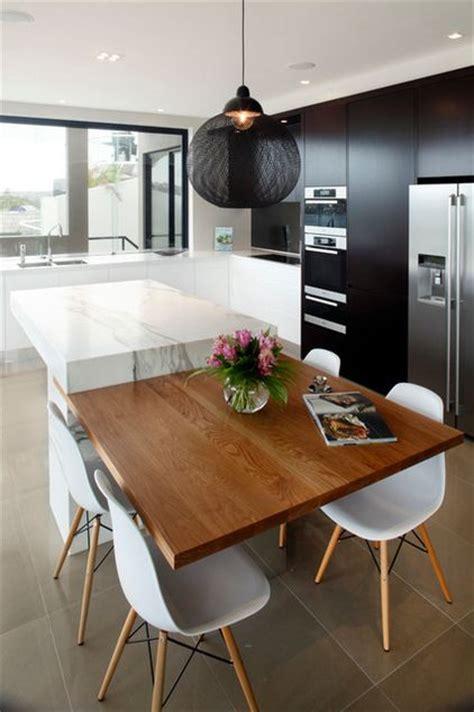 contemporary kitchen tables best 25 island bench ideas on modern kitchen