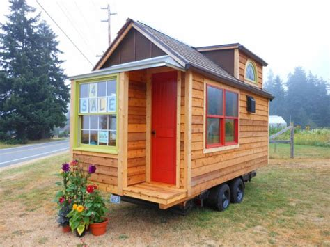 micro for sale the mighty micro house on wheels for sale for 38k tiny