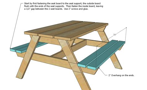woodworking plans picnic table picnic table woodworking plans woodshop plans