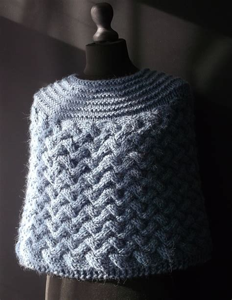 capelet knitting patterns capelet knitting patterns in the loop knitting