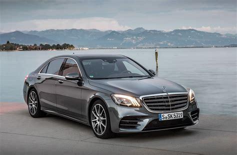 S Class Mercedes by 2018 2019 Mercedes S Class Details Car Details