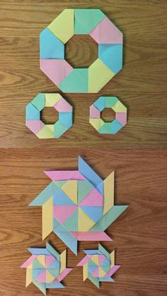 math origami projects 1000 images about math school stuff on