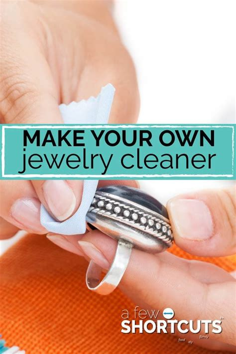 make your own jewelry cleaner make your own jewelry cleaner a few shortcuts