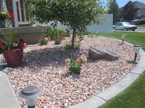 landscape rocks use of landscaping rocks is beautiful design aesthetics to