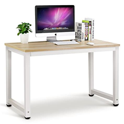 modern style computer desk tribesigns modern simple style computer pc laptop desk