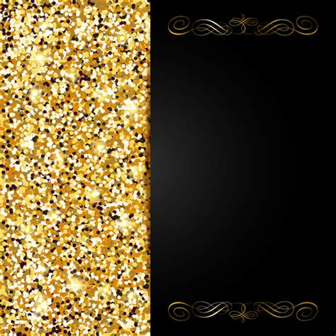 Car Wallpapers Free Psd Files Golden by Golden With Black Vip Invitation Card Background Vector 01