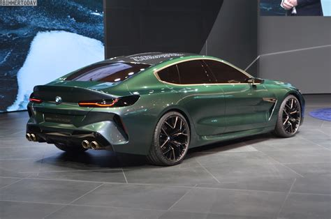 M8 Gran Coupe by Bmw Concept M8 Gran Coupe