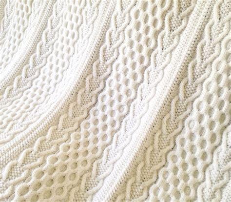 knitted afghan patterns hearts shamrocks cable afghan knit afghan afghan