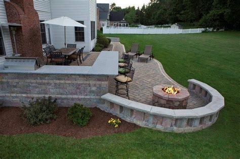 patio pit designs inspiration for backyard pit designs decor around