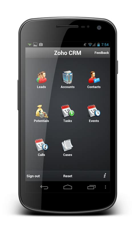 for mobile introducing mobile apps for crm projects docs 171 zoho