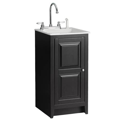 laundry sink with cabinet 20 inch laundry utility sink with cabinet