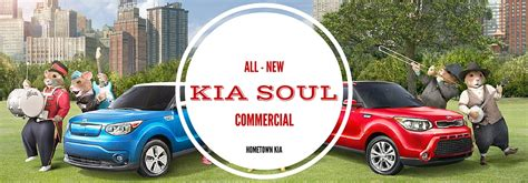 Kia Soul Hamster Commerical by New Kia Soul Hamsters Commercial Released