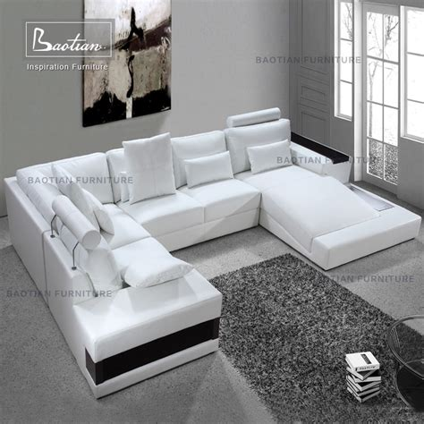 u shaped leather sectional sofa u shaped leather sectional sofa new standard u shaped
