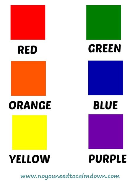 colors that calm you colors free printables no you need to calm