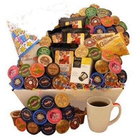 cup coffee gift basket any occasion k cup gift basket Images   Frompo