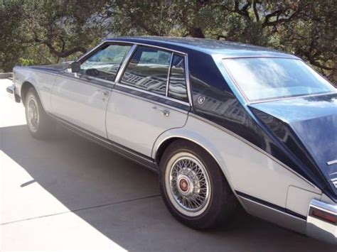 1981 Cadillac Seville by Buy Used 1981 Cadillac Seville Base Sedan 4 Door 6 0l In