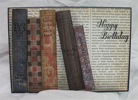 card books book birthday card card inspirations