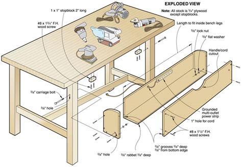 woodworking workbench plans free free woodworking workbench plans woodworker plans