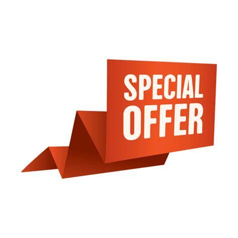 origami special origami special offer sale banner transparent png svg