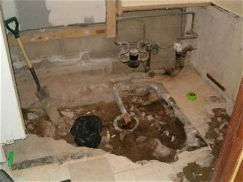 installing a bathroom in a basement install a basement bathroom pictures and photos