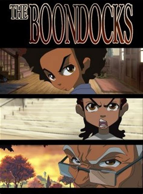 the boondocks the boondocks poster 2005 picture buy the