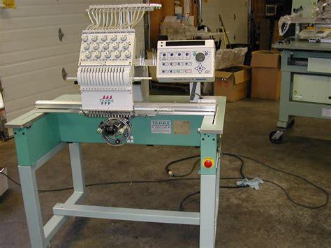 machines for sale used tajima embroidery machine for sale