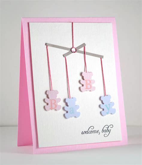 baby cards to make dahlia memories cas ual fridays 42 baby card