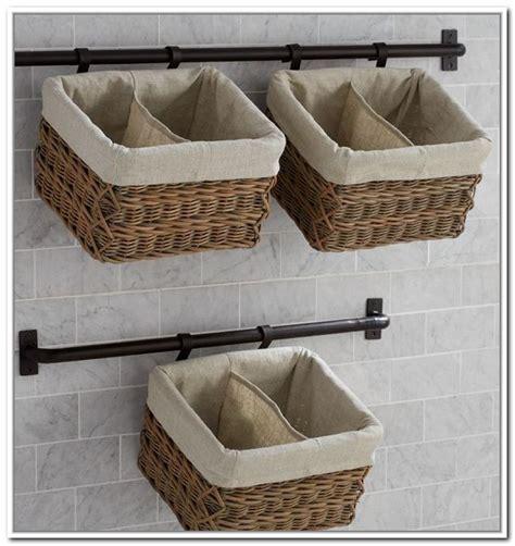 in wall bathroom storage bathroom wall storage baskets home design ideas