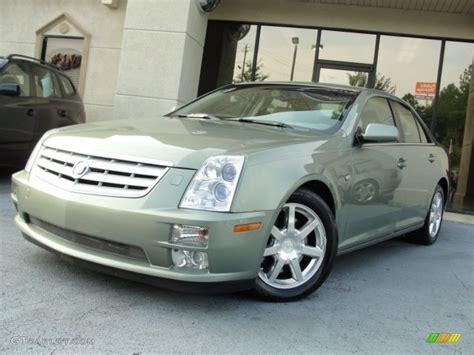 Green Cadillac by 2005 Silver Green Cadillac Sts V8 53621855 Gtcarlot