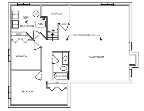 1200 sq ft bungalow house plan 1172 canada