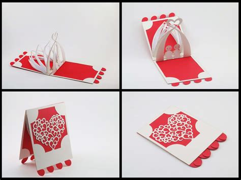 how to make a valentines pop up card s day pop up card by philaholic on deviantart