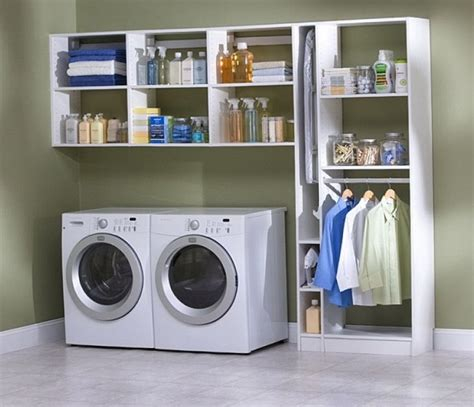 laundry room storage solutions small laundry room storage solutions home design ideas