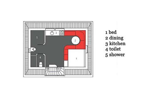 mini apartment maff mini apartment in the hague by queeste architecten