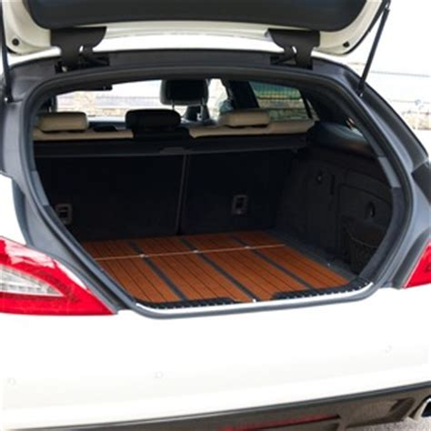 angle cls woodworking test drive cls shooting brake cool
