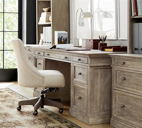 large home office furniture back to quot school quot shopping home office pottery barn
