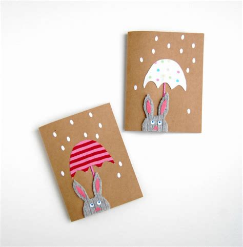 greeting card ideas 10 sweet handmade greeting card ideas for easter